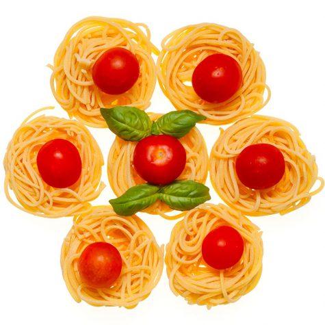 Pasta fresca al Pomodoro Ciliegino